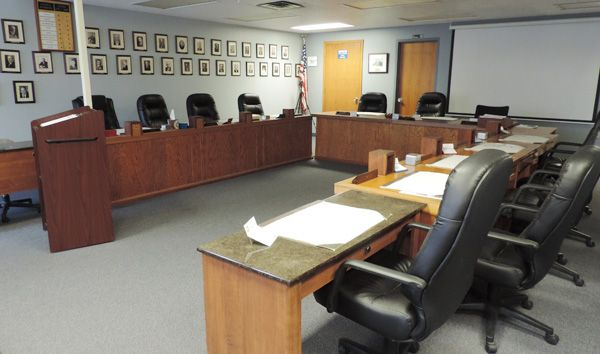 Seward City Council Chambers